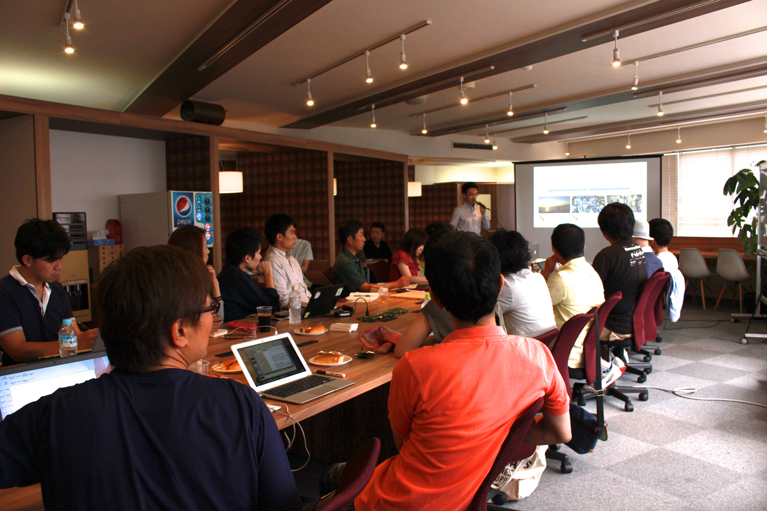 第4回 リアルサロン in 東京@Basis Point Lab.