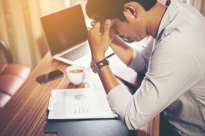 多くのフリーランスが感じるストレスとは?
