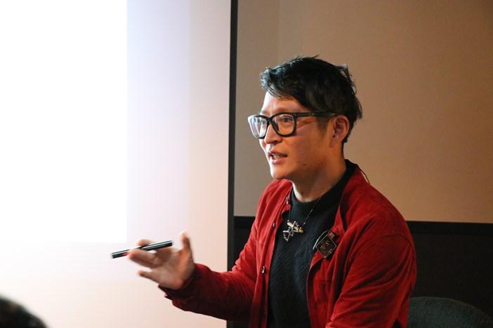 講師×BP共催「眼鏡屋がエベレストを目指した理由」@Basis Point新橋店-3_r