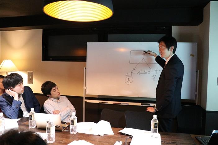 講師×BP共催「起業前・起業後に知っておくべき法律に関する3つのコト」@Basis Point新橋店-3_r