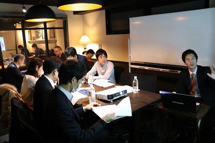 講師×BP共催「起業前・起業後に知っておくべき法律に関する3つのコト」@Basis Point新橋店