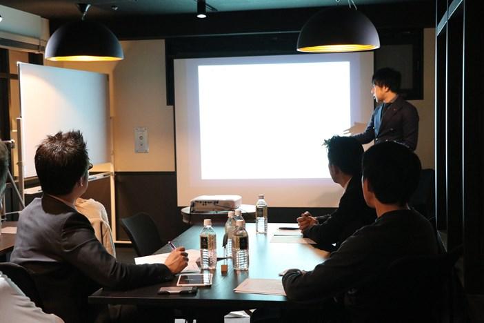 講師×BP共催「2時間で楽しく学ぶ!マーケティングの原理原則」@Basis Point新橋店-1_r