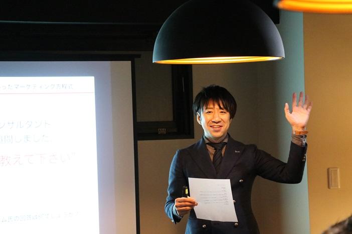 講師×BP共催「2時間で楽しく学ぶ!マーケティングの原理原則」@Basis Point新橋店-3_r