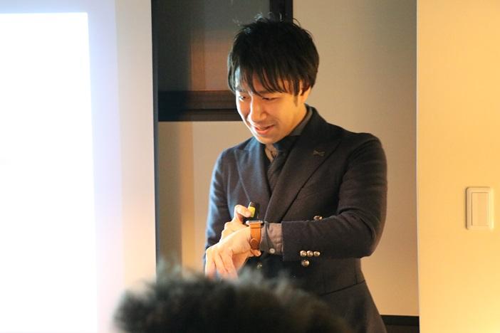 講師×BP共催「2時間で楽しく学ぶ!マーケティングの原理原則」@Basis Point新橋店-2_r