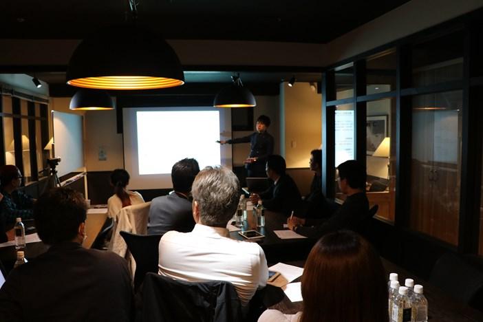 講師×BP共催「2時間で楽しく学ぶ!マーケティングの原理原則」@Basis Point新橋店