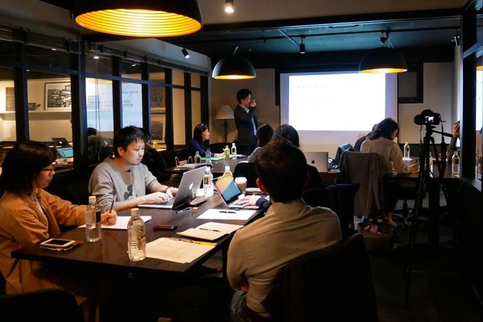 講師×BP共催「起業前、起業してすぐやるべき10のこと」@Basis Point新橋店-3_r